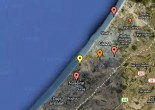 Explore the Gaza Strip with Harry Fear's Gaza Reports on an interactive satellite map.