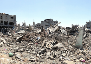 I was in Gaza this summer to report the latest Israel-Hamas conflict that left more than 2000 killed.